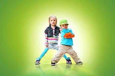 Tanzen Kinder